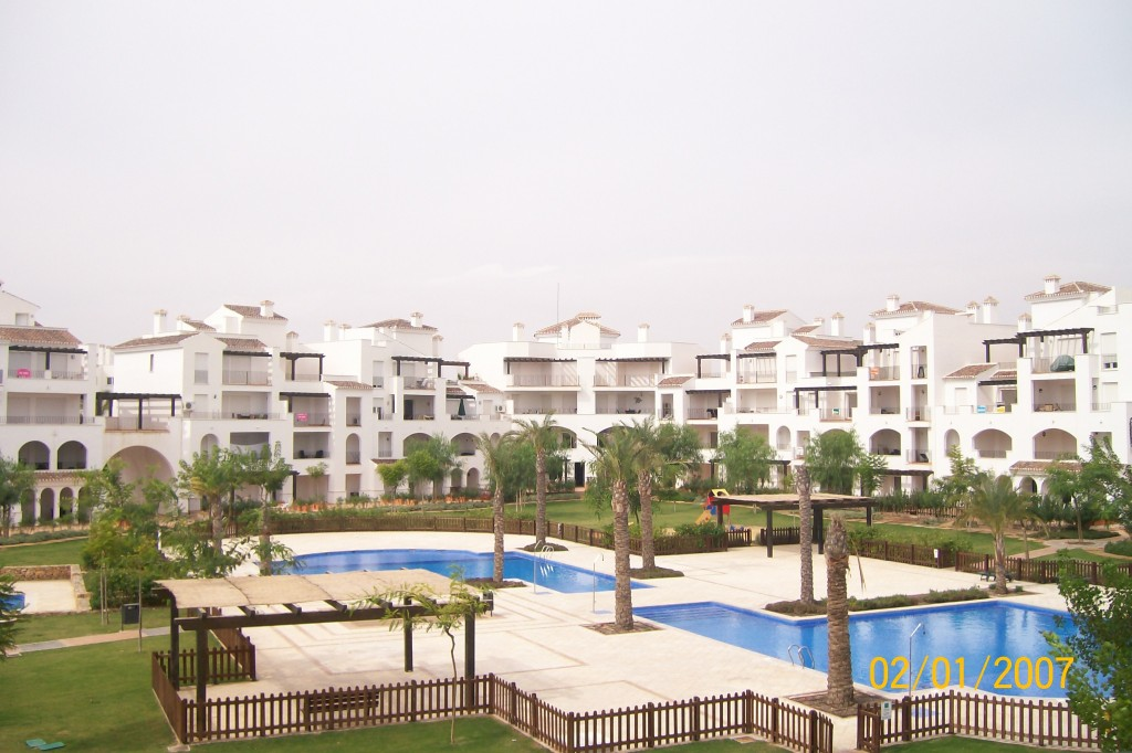 La Torre apartment complex