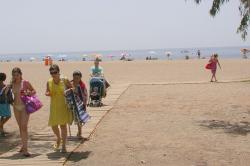 Mazarron Town Beaches